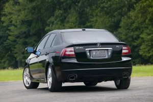 2008 Acura TL Overview | Cars
