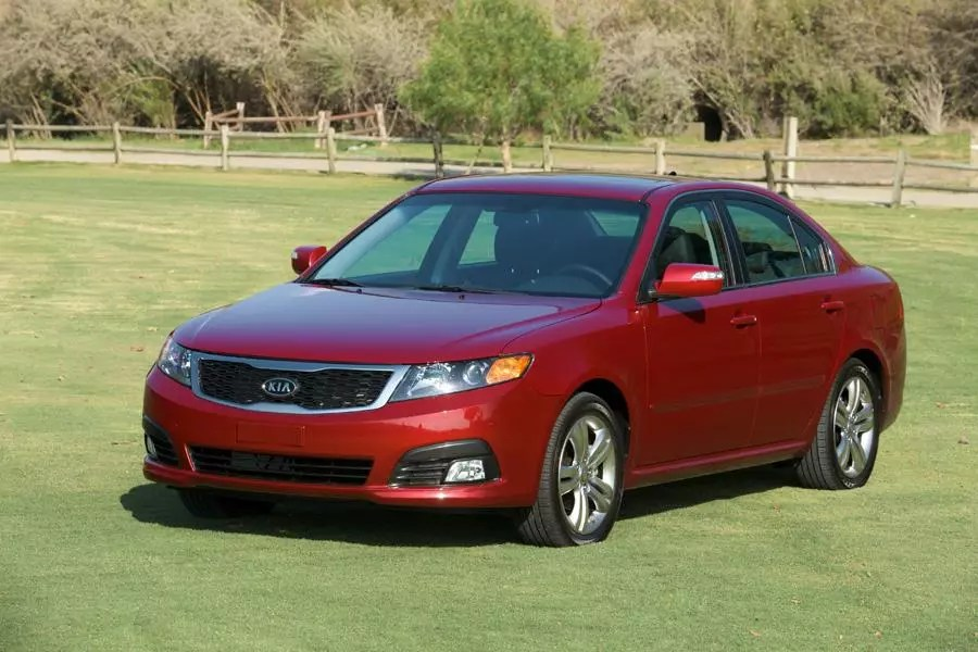 2010 Kia Optima Specs Pictures Trims Colors Cars Com
