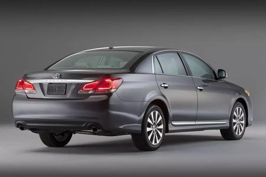 2011 Toyota Avalon Specs Pictures Trims Colors Cars Com