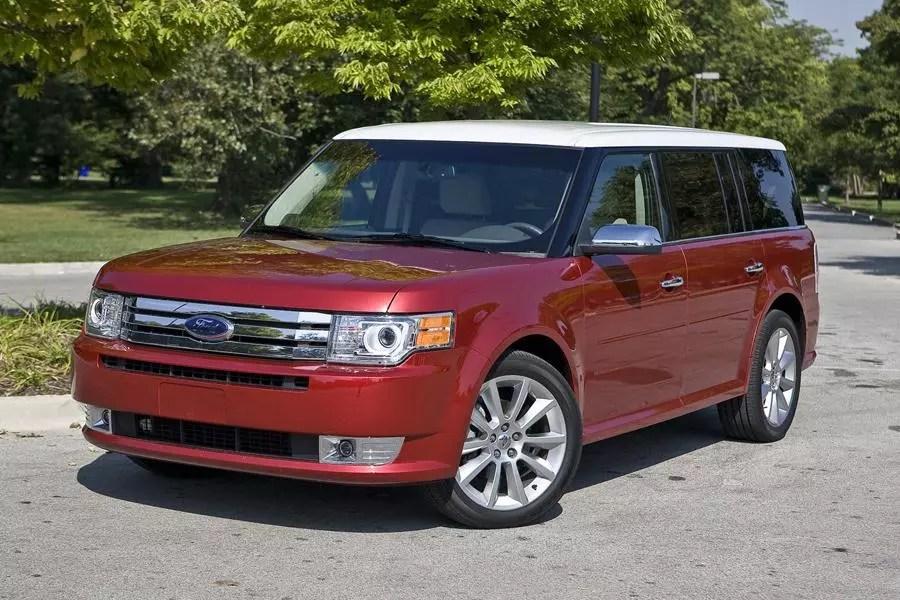 2011 Ford Flex Overview Cars Com