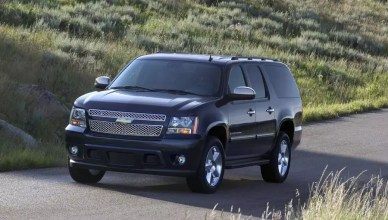 2011 Chevrolet Suburban Reviews Specs And Prices Cars Com