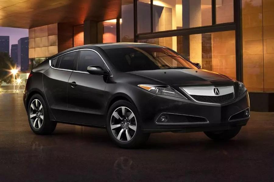 Acura ZDX Sport Utility Models Price Specs Reviews