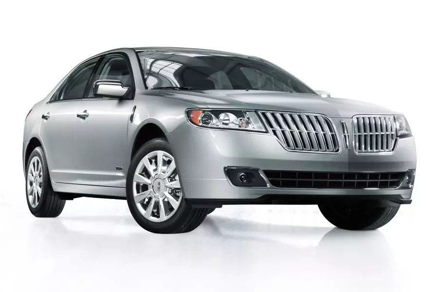 2012 Lincoln Mkz Hybrid Specs Pictures Trims Colors