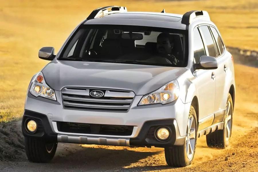 2013 Subaru Outback Engine Coolant