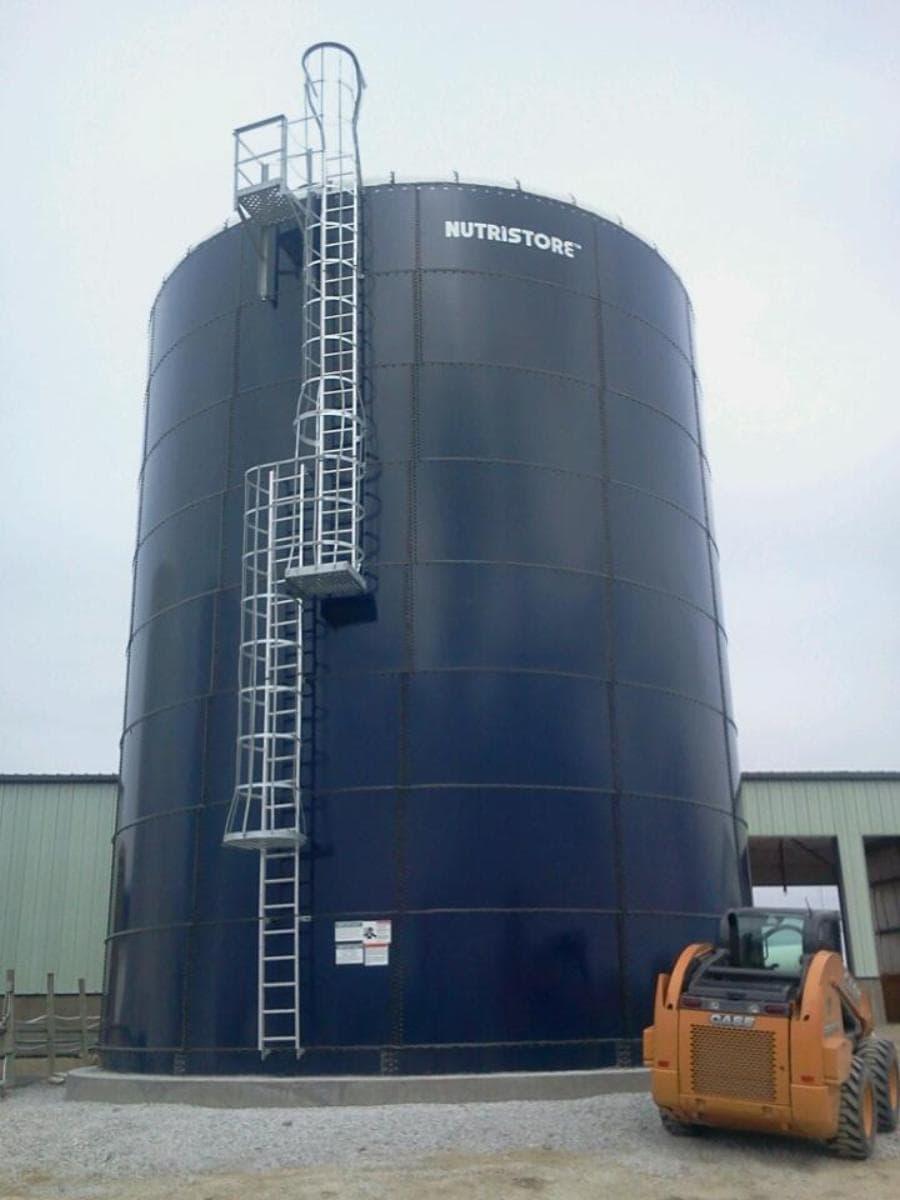 Nutristore Liquid Fertilizer Storage Tanks Manufacturer