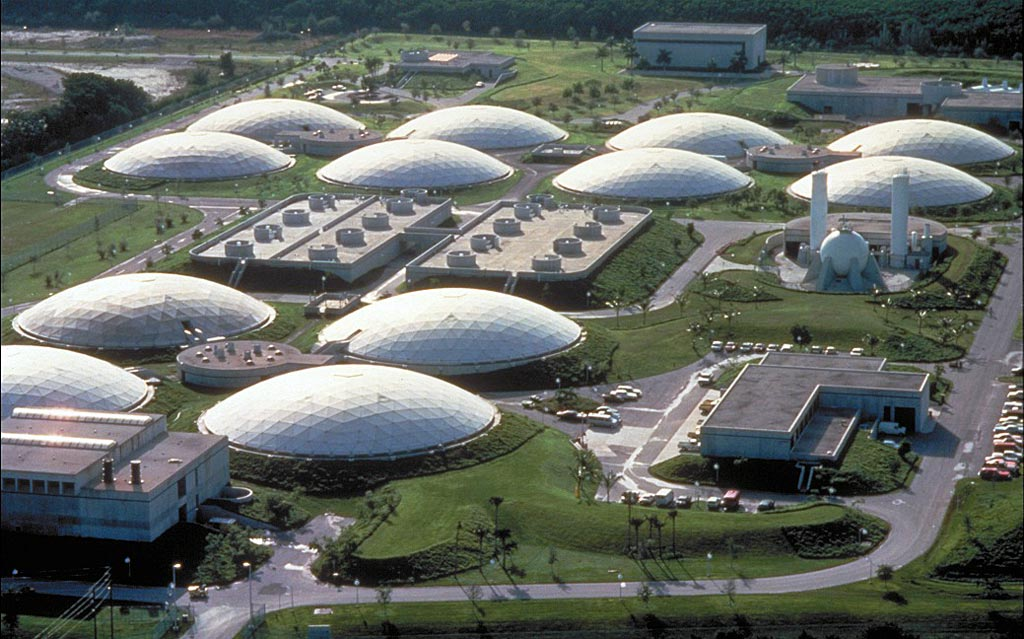 Geodesic Aluminum Domes Manufacturer  CST Industries