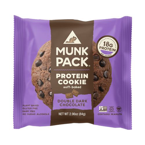 Munk Pack Protein Cookies CS Products