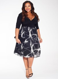 Dresses for plus size women - Style Jeans