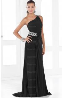 Formal black dresses short - Style Jeans