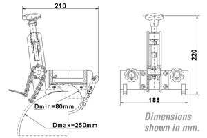 Schematic Pneumatic Clamping System, Schematic, Free