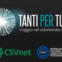 Tanti per tutti mette in mostra i volti dei volontari italiani
