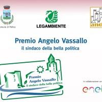 Premio Angelo Vassallo 2016, candidature aperte fino al 30 settembre