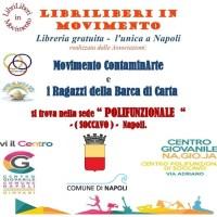 LibriLiberi in Movimento, la prima libreria gratuita a Napoli