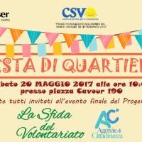 Piazza Cavour ospita la Festa di Quartiere