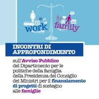 Famiglia, lavoro e inclusione sociale: CSV Napoli organizza incontri informativi sul bando del Dipartimento per le politiche della famiglia della Presidenza del Consiglio dei Ministri