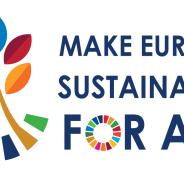 """""""Make Europe Sustainable for All"""" al via il bando per l'assegnazione di 3 finanziamenti"""
