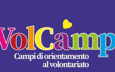 Invito alle Associazioni per partecipare alla gestione dei VolCamp 2019. C'è tempo fino all'8 giugno per aderire.