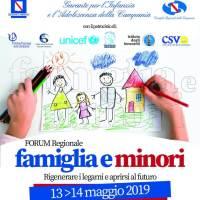 Campania, al via il primo Forum regionale Famiglia e minori
