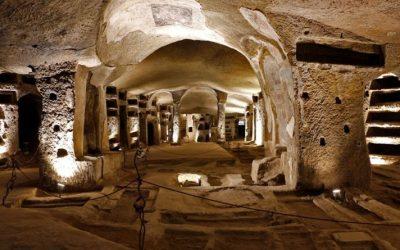 Ecco come visitare le Catacombe di Napoli dal divano di casa