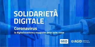 Coronavirus: è arrivata la la solidarietà digitale!