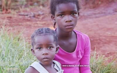 Dai acqua al loro futuro. La nuova campagna di ActionAid per aiutare i bambini del Kenya