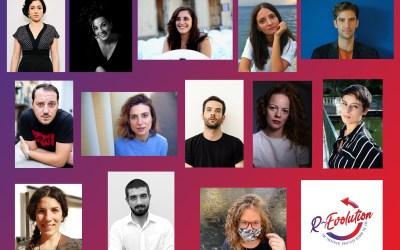 Parte da ntS' il progetto R-Evolution: 13 giovani artisti in residenza tra Italia e Grecia per realizzare un festival diffuso
