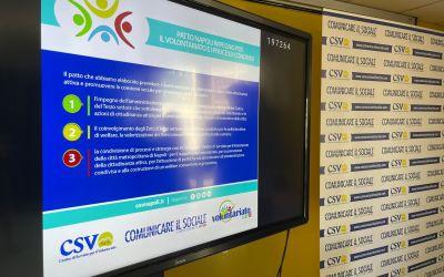 Volontariato e processi condivisi: ecco chi firmerà il Patto promosso dal CSV Napoli