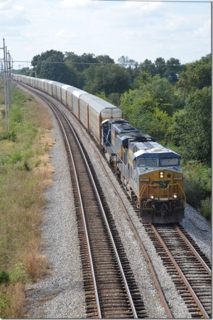 CSXTHS - Rail Fanning - CSX/RJC - Guthrie and Bowling ...