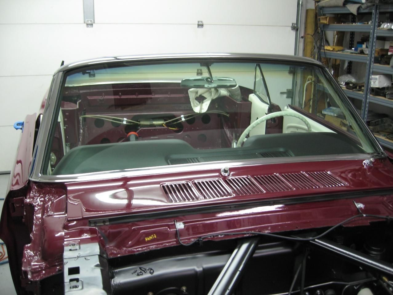 Mustang Wiring Rally Pac Repair 1965 High Profile
