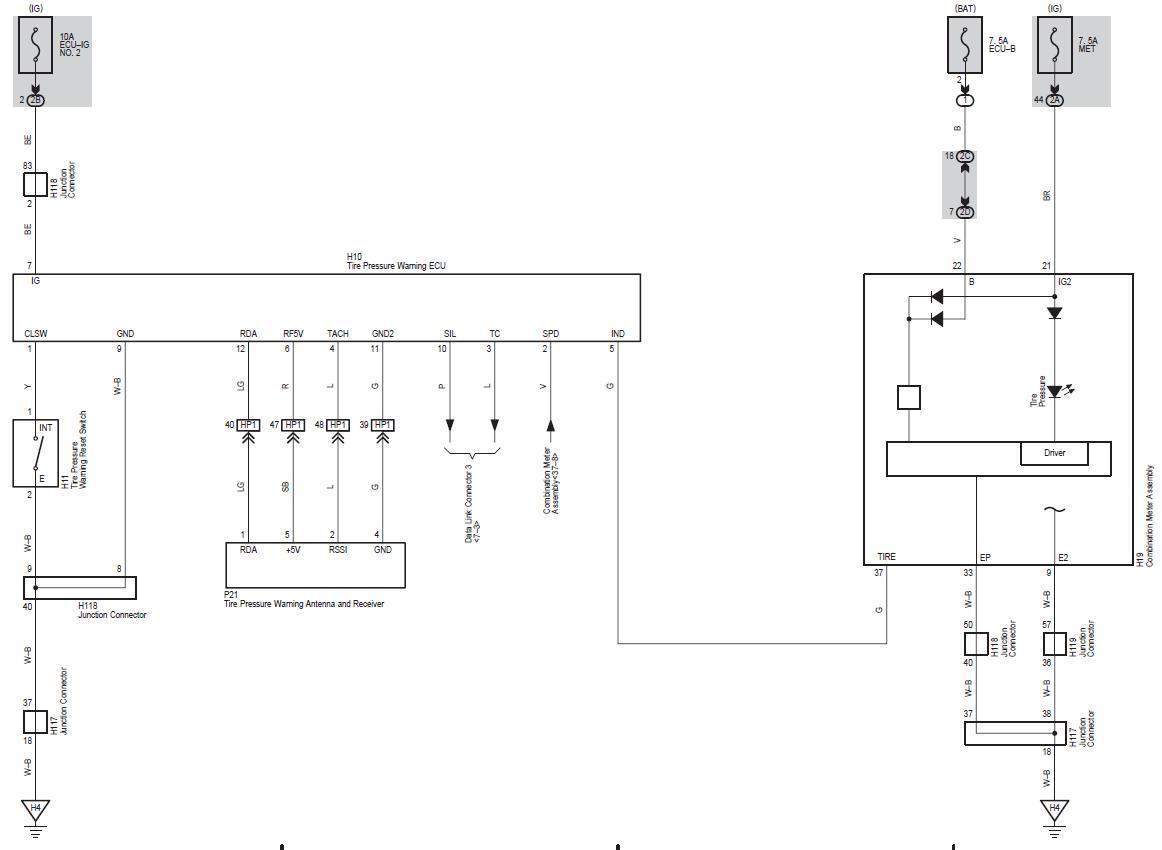 hight resolution of  2013 prius v wiring diagram technical wiring diagram on camry wiring diagram 2011 sienna 2009 scion tc fuse