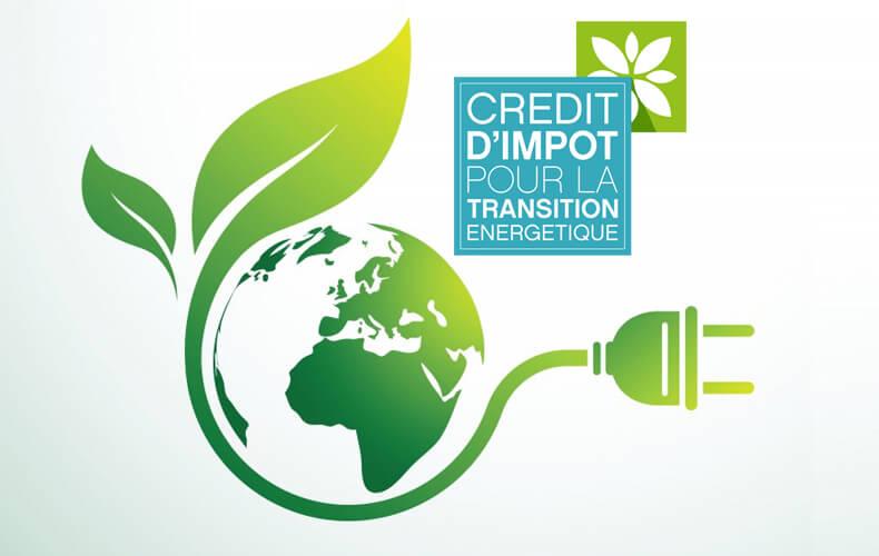 CITE Crédit d'Impôt pour la Transition Énergétique