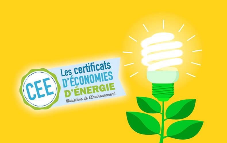 Aides CEE : Certificat d'Économies d'Energie