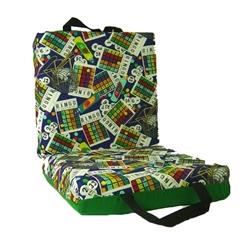 thick chair cushions kids sofa chairs cushion double pad for bingo