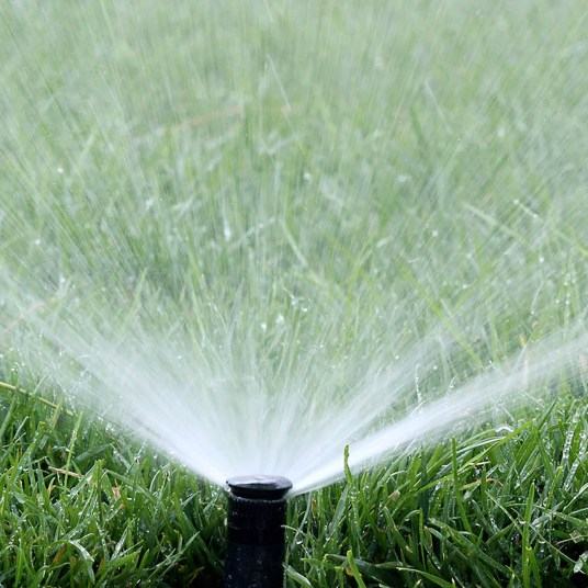 Automatic Garden Irrigation Spray Watering Lawn