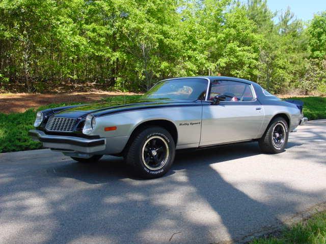 1976 Chevy Corvette T Top