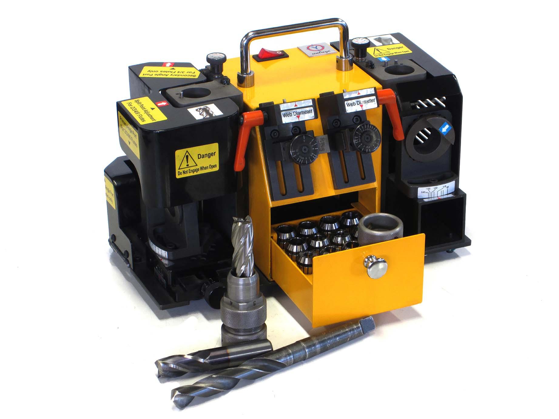 Tabletop tool sharpeners  Cutting Tool Engineering