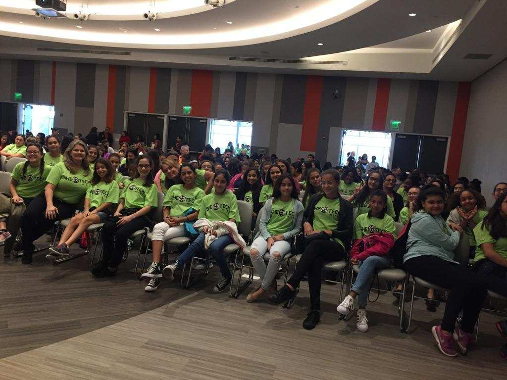 CTE Girls Attend She Innovates Conference – Miami Dade