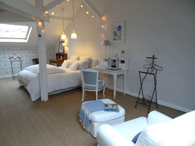 Chambre romantique  40 ides dco pour la chambre de vos