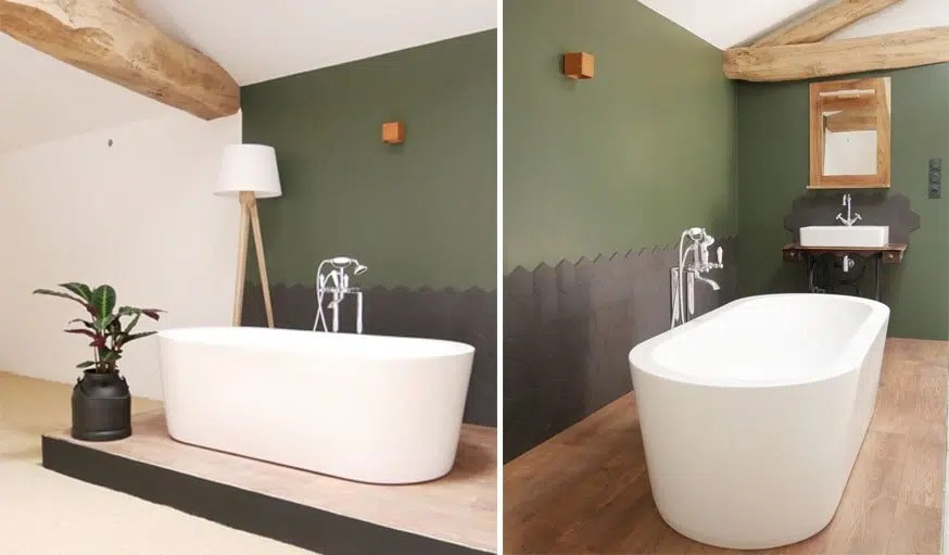 peinture salle de bain 40 idees de