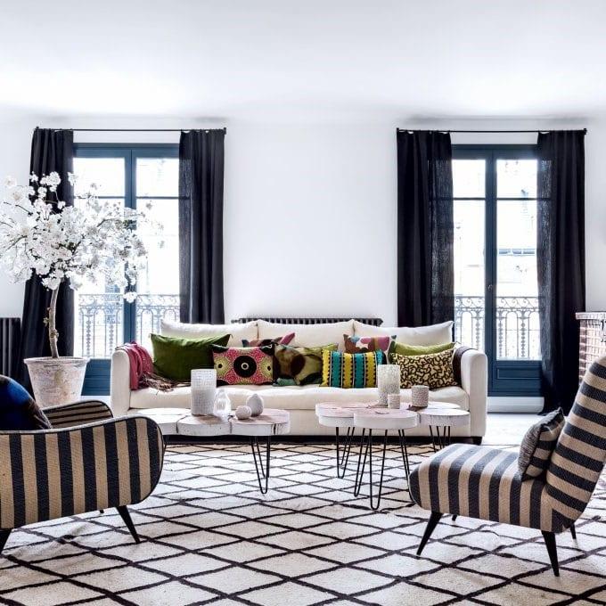 Salon Marocain 2019 Blanc  Friseur