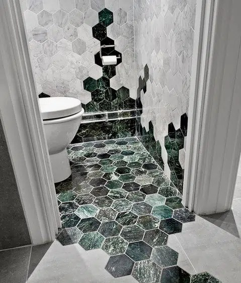 deco de toilettes originales 31 idees