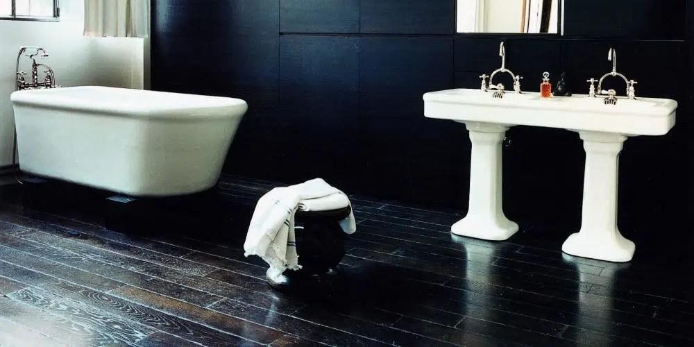 parquet salle de bain nos idees