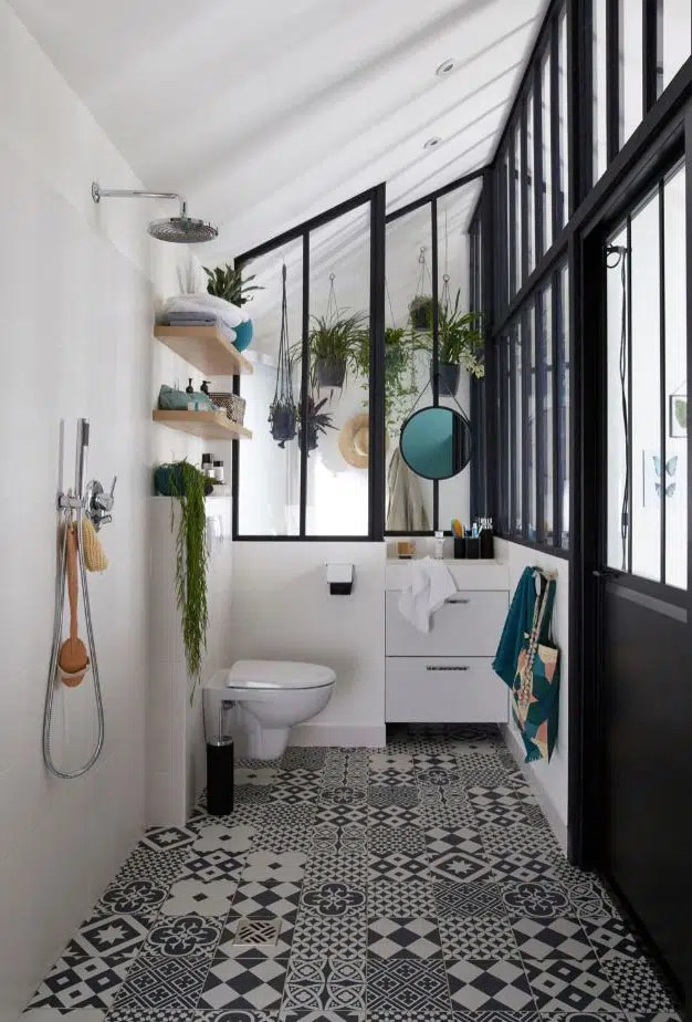 salle de bain blanche 22 idees et