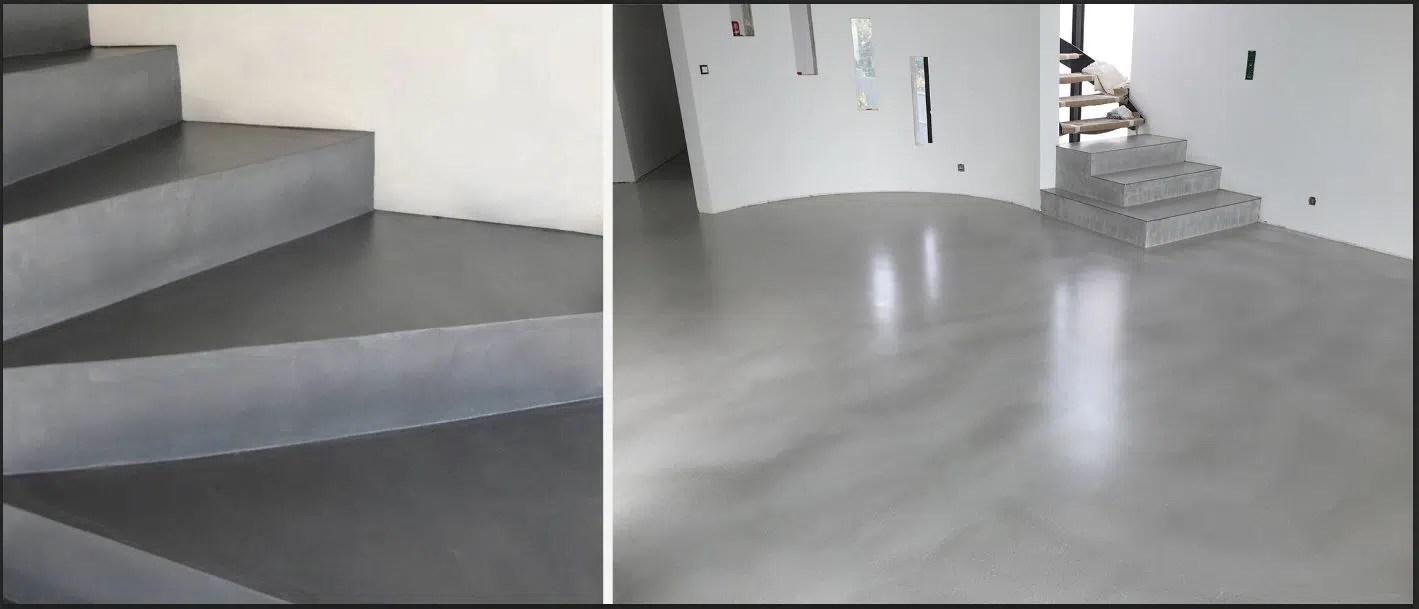 beton cire definition