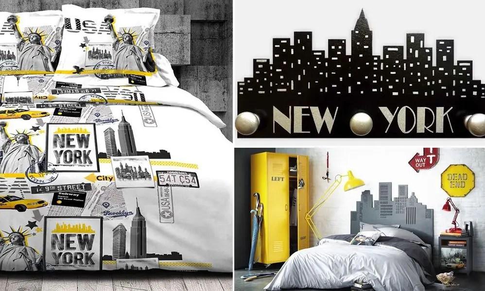 deco chambre new york 12 inspirations
