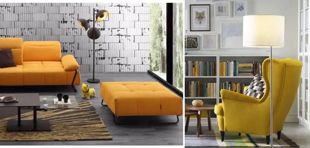 fauteuil de salon moderne selection