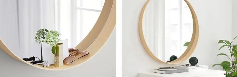 Miroir Rond Ikea Selection Des Plus Beaux Modeles