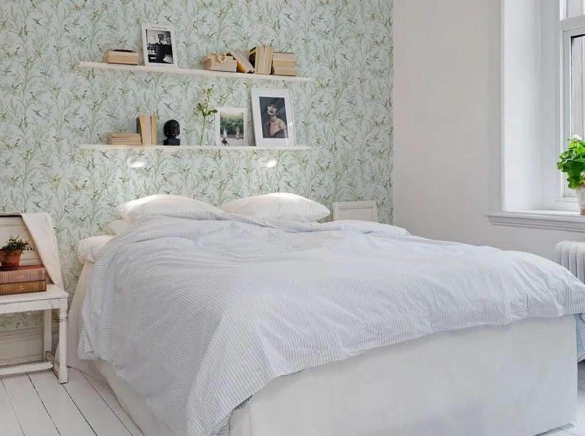 decoration au dessus du lit 12 idees