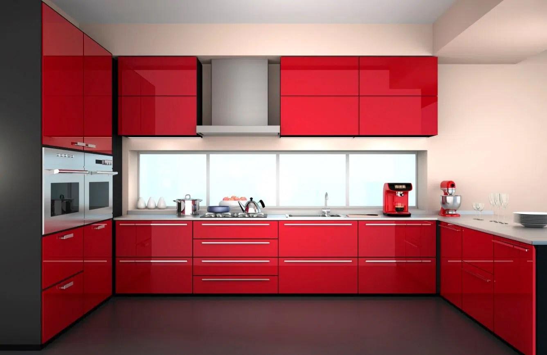 cuisine rouge et grise nos 12 idees