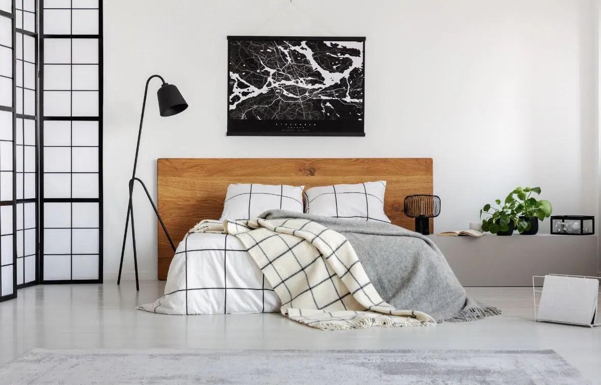 fixer une tete de lit les differentes